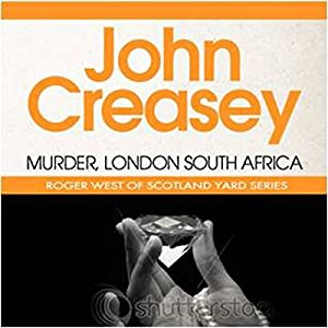 Murder, London-South Africa Audiobook
