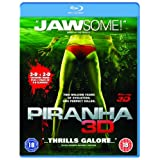 Piranha 3D (Blu-ray 3D)by Elisabeth Shue