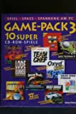 GAME - PACK 3 10 Super CD ROM SPIELE - King Quest 