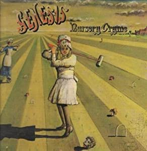 NURSERY CRYME LP (VINYL) UK CHARISMA 1971
