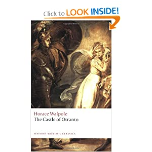 Amazon.com: The Castle of Otranto: A Gothic Story (Oxford World's ...
