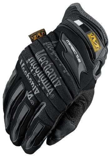 Mechanix Wear Mp2-05-009 M-Pact Ii Glove, Black, Medium