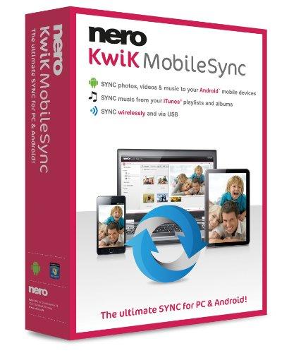 Nero Kwik Mobile Sync [import anglais]
