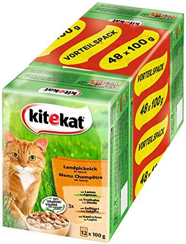 Kitekat-Katzenfutter-Landpicknick-in-Soe-48-Beutel-48-x-100-g