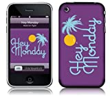 Msic Skins iPhone 3G/3GS用フィルム Hey Monday - Palm Tree iPhone 3G/3GS MSRKIP3G0100