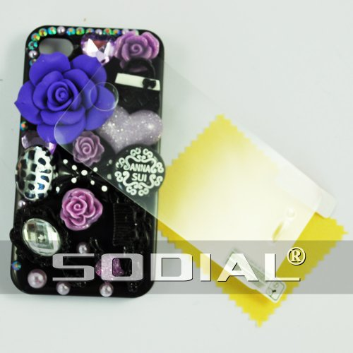 sodialr-purple-fairy-tale-anna-sui-3d-bling-crystal-rhinestone-case-cover-for-iphone-4-4s-screen-pro