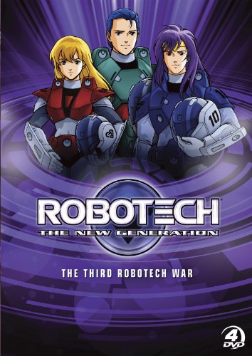 Robotech: The New Generation Saga [DVD9] [Latino]