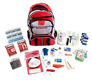 Deluxe Emergency Survival Kit by Guardian Survival Gear
