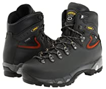 Asolo Mens Power Matic Hiking Dark Graphite Leather Boot 15 M US