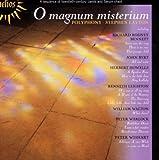 echange, troc  - O Magnum Misterium Noels Et Chants Sacres Du 20e Siecle