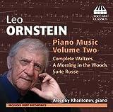 レオ・オーンスタイン:ピアノ作品集 第2集(Leo Ornstein: Piano Music Vol.2)