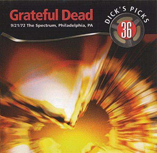 CD : The Grateful Dead - Dick's Picks 36: Spectrum Philadelphia Pa 9/ 21/ 72 (CD)