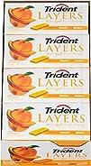Trident Layers Sugar Free Gum (Orchar…