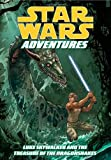 Star Wars Adventures: Luke Skywalker and the Treasure of the Dragonsnakes
