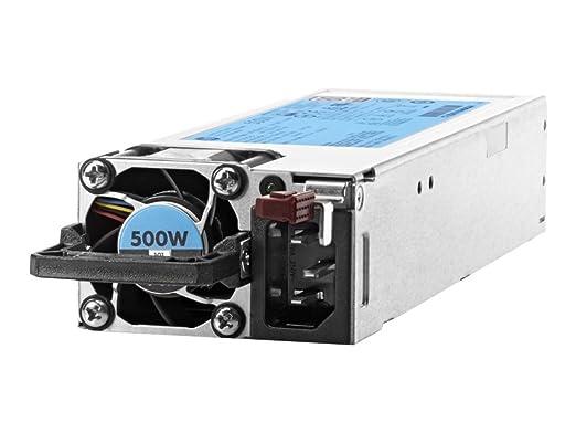 HP 720478-B21 Alimentation PC 500 W Argent