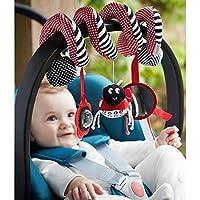VWH Baby Prams Stroller Bed Spiral Activity Hanging Toys