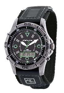 Kahuna Herren-Armbanduhr Analog - Digital schwarz K5V-0004G