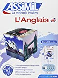 L'Anglais [With Book]: Collection Sans Peine (Assimil)