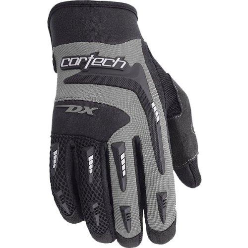 Cortech Women's DX 2 Gloves - Medium/Black/Silver