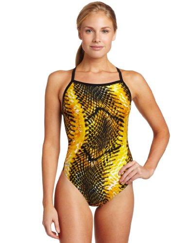 Speedo Womens Flyback Performance Swimsuit