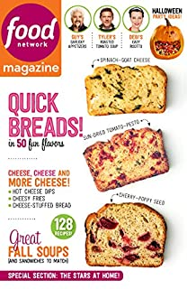 Food Network Magazine (1-year auto-renewal)