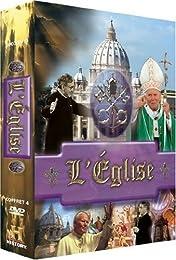 Coffret 4 Dvds Eglise: L'opus Dei - Jean Paul 2 Sa Vie - Le Vatican Le Pouvoir E