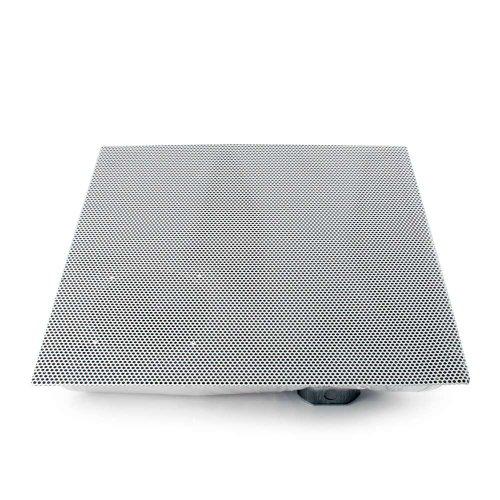 Plenum-Rated 2X2 Drop In Ceiling Speaker - 70/25 Volt
