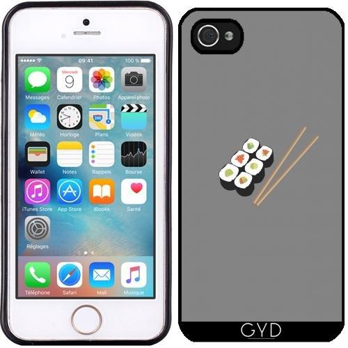 Custodia in silicone per Iphone 5/5S -