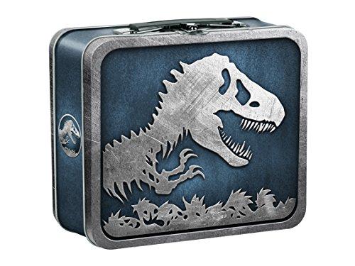 Jurassic World - Tetralogía Lunch Box (trilogía clásica de Parque Jurásico) [Blu-ray]