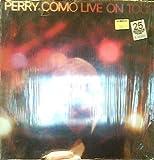Perry Como: Live On Tour [Vinyl LP] [Stereo]