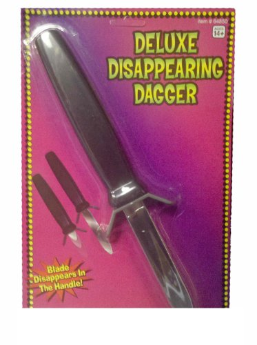 Deluxe Disappearing Dagger - 1