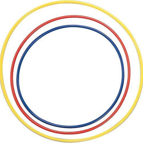 Champion Sports Plastic Hoop Set