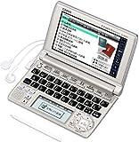CASIO Ex-word 電子辞書 XD-A6500GD シャンパンゴールド 多辞書総合モデル ツインタッチパネル 音声対応 100コンテンツ 日本文学300作品/世界文学100作品収録 Blanview (ブランビュー) カラー液晶搭載