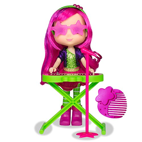 Strawberry Shortcake Sweet Beats Doll, Raspberry Torte, 6 Inches front-848895