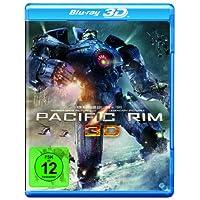 Pacific Rim 3-Disc