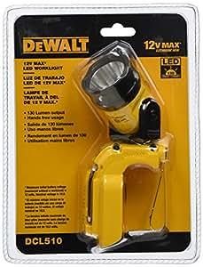 DEWALT DCL510 12-Volt Max LED Worklight