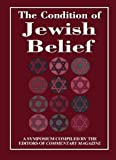img - for The Condition of Jewish Belief by Aroson Jason (1995-01-01) book / textbook / text book