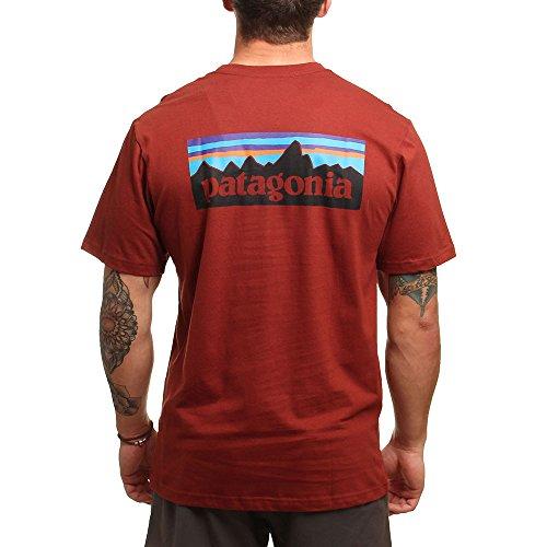 patagonia-p-6-logo-t-shirt-red-l