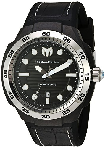 technomarine-mens-quartz-watch-with-black-dial-analogue-display-and-black-silicone-strap-tm-515006