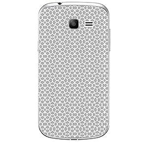 Skin4gadgets BLACK & WHITE PATTERN 2 Phone Skin for SAMSUNG GALAXY TREND (S7392)