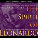 The Spirit of Leonardo  by Michael Gelb
