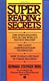 Super Reading Secrets