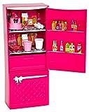 Toy - Barbie Large Story Starter Furniture - Fridge Fun Playset