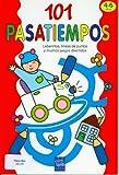 101 Pasatiempos (Spanish Edition)