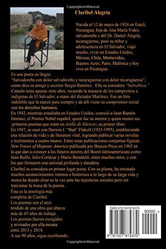 Pasos Inciertos: Antologia 1948 - 2014