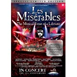 Les Miserables 25th Anniversary - Special Limited Edition (With Keyring) [DVD]by Alfie Boe
