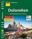 ADAC Wanderführer Dolomiten inklusive Gratis Tour App: Sexten Prags Alleghe Badia Grödnertal Seiser Alm Steinegg
