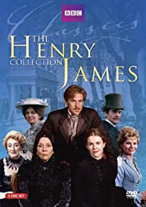 The Henry James Collection (The American / The Portrait of a Lady / The Wings of the Dove / The Golden Bowl / The Spoils of Poynton)