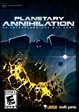 Planetary Annihilation Standard Edition - Multiple (Windows, Mac and Linux): select platform(s) Standard Edition