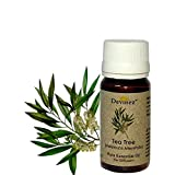 Devinez Tea Tree Essential Oil for Electric Diffusers/ Tealight Diffusers/ Reed Diffusers, 60ml